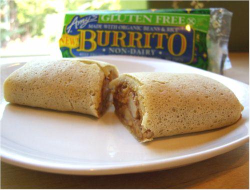 Amy's Gluten-Free, Non-Dairy Burrito