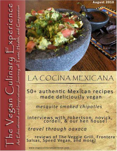 Vegan Culinary Experience - La Cocina Mexicana