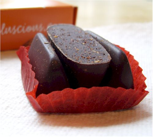 Lagusta's Luscious Vegan Bluestocking BonBons and Truffles