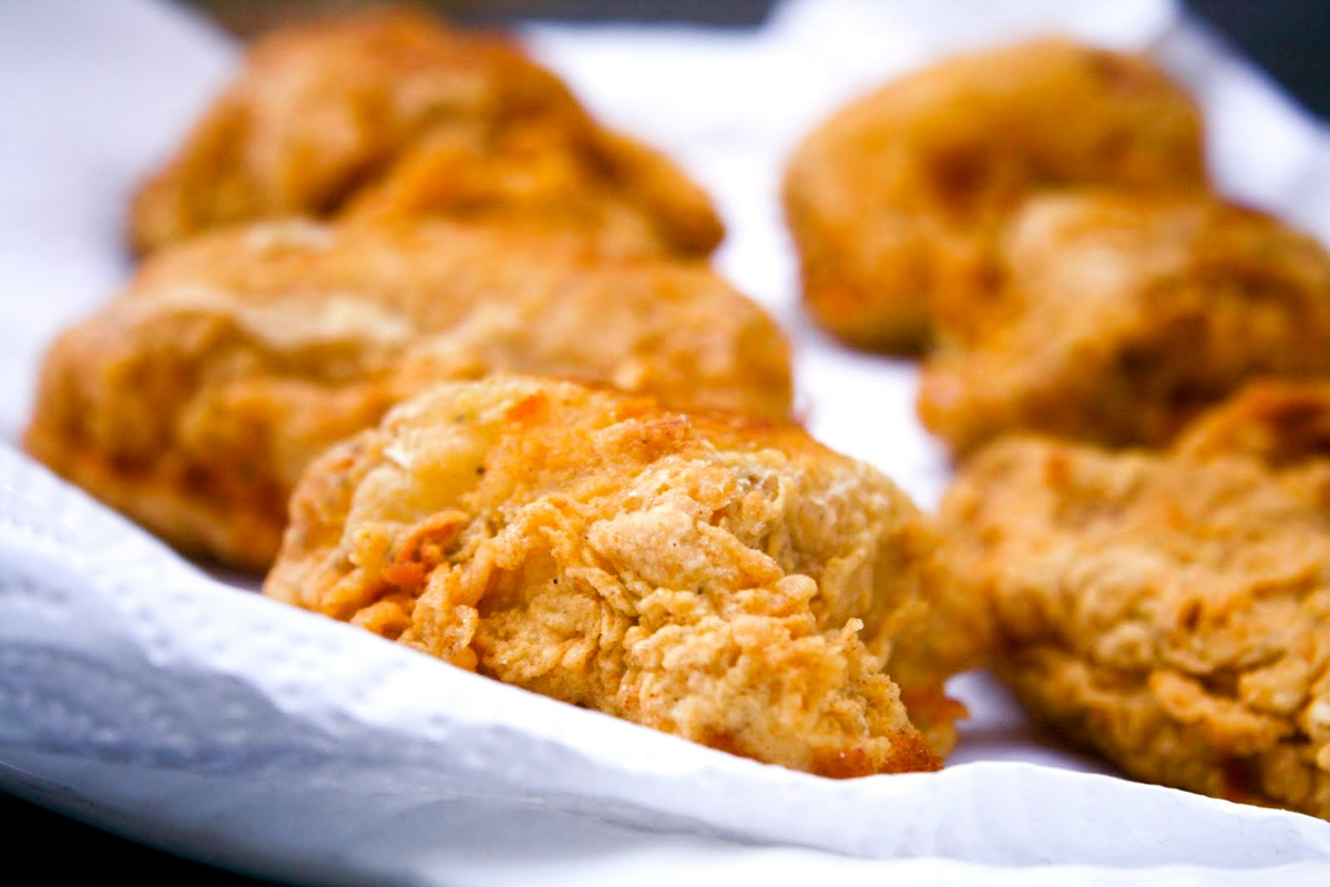 Gluten Free Dairy Free Southern Fried Chicken Recipe