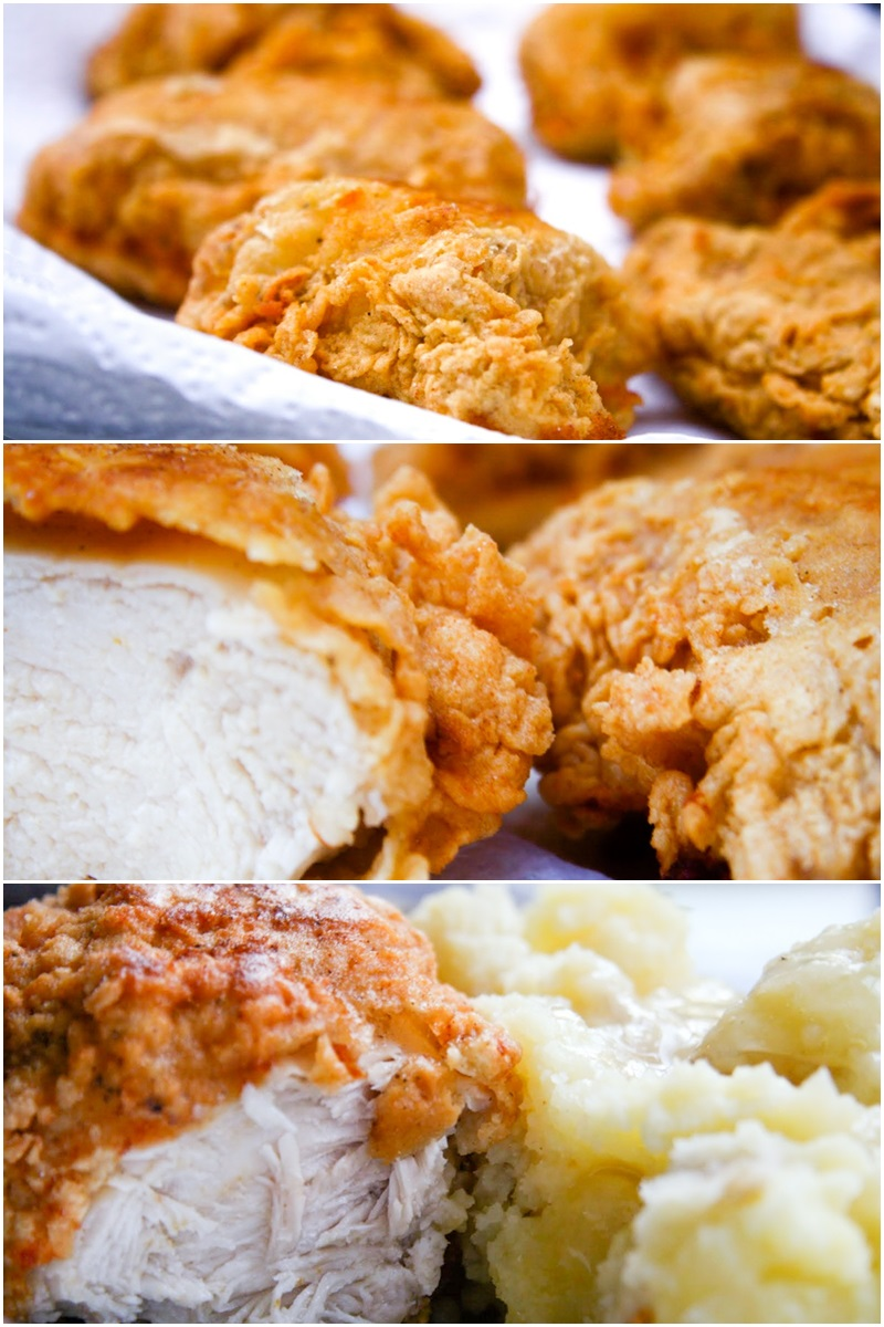 Gluten-Free Dairy-Free Southern Fried Chicken Recipe - perfectly crispy, flavorful, and everyone approved!