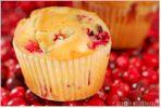 Kim's Banana Cranberry Muffins - Grain-Free & Dairy-Free