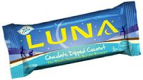 Luna Chocolate Dipped Coconut Bar