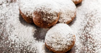 Vegan Gingersnap Rum Balls Recipe - Easy Pantry Sweet with Unplugged, Gluten-Free, and Alcohol-Free Options