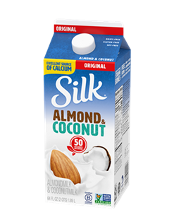 Silk Almondmilk Reviews and Information - So many varieties of dairy-free, soy-free, and vegan milk beverages!