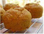 Pumpkin Cornbread - Gluten-Free, Egg-Free, Vegan