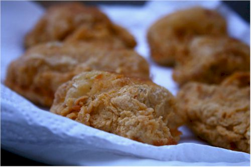 Sarena's Southern Fried Chicken - gluten-free and dairy-free