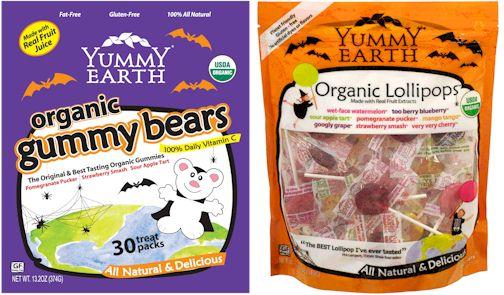 YummyEarth Organic Halloween Candy