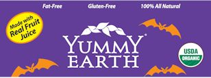 YummyEarth Organic Halloween Candy