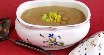 Vegan Chestnut Bisque Recipe from Party Vegan (+ Vegan Thanksgiving Tips!)