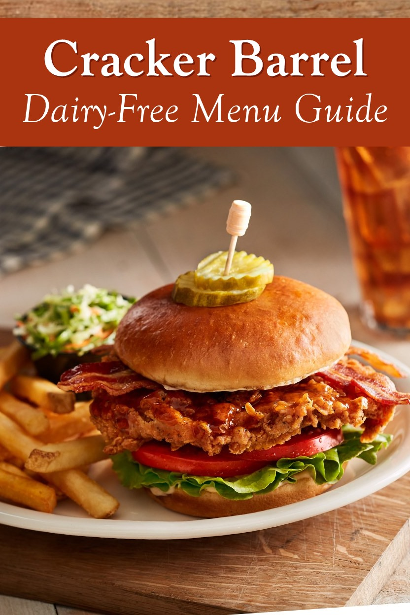 Cracker Barrel Dairy-Free Menu Guide - This popular U.S. Country Store and Restaurant Chain offers a detailed Allergen List