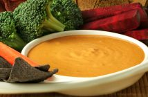 Mind-Blowing Cheezy Hemp Nacho Sauce Recipe (dairy-free, gluten-free, raw, vegan)