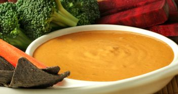 Mind-Blowing Cheezy Hemp Nacho Sauce Recipe (dairy-free, gluten-free, raw, vegan)