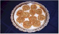 Linda Coss's Apricot Oatmeal Chews