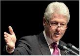 Bill Clinton - dairy-free and vegan