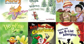 The Best Dairy-Free Children's Books for Food Allergies & Beyond
