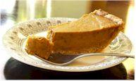 Alisa's Dairy-Free Soy-Free Pumpkin Pie