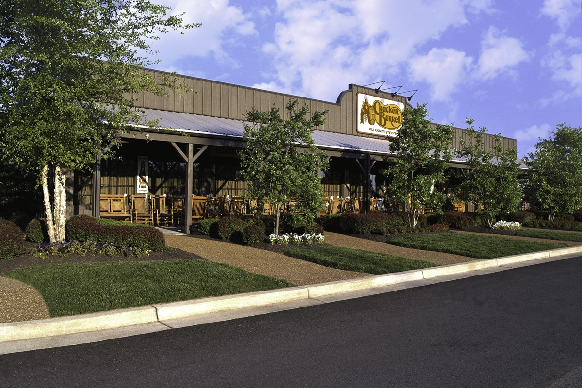 Food Allergen Menus from Cracker Barrel - including dairy-free, egg-free and gluten-free