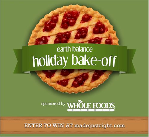 Earth Balance Holiday Bake-Off