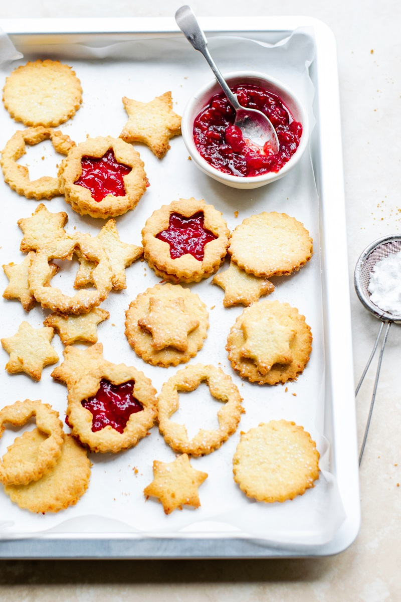 Allergy-Friendly Icebox Cookies Recipe (Cutouts and Pinwheels) - Vegan, Gluten-Free, Dairy-Free, Egg-Free, Nut-Free and Soy-Free. There's even a Chocolate Cookie Option and Assorted Filling Ideas