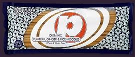 Gluten-Free Pumpkin Noodles