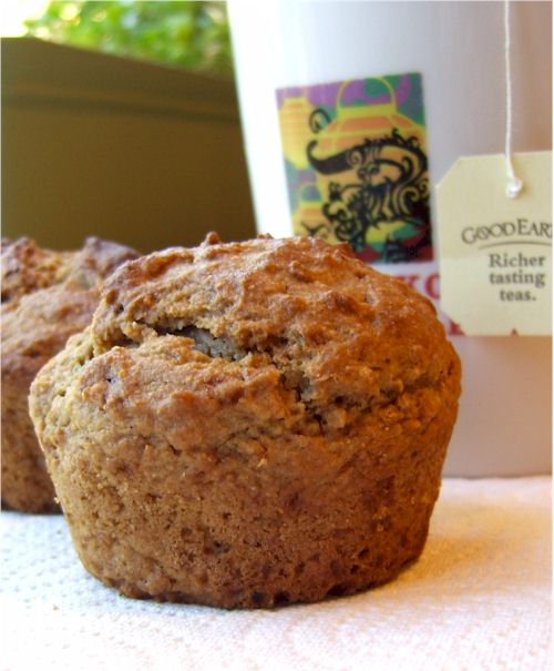 Chai-Spiced Muffins from Party Vegan