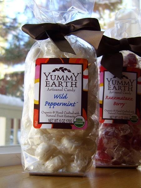 Yummy Earth Organic Artisanal Candy - Vegan, Gluten-Free, Nut-Free