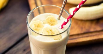 Un-Caramelized Banana Smoothies Recipe - dairy-free, vegan, and optionally paleo-friendly