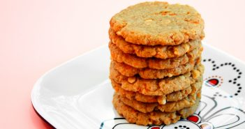 Peanut Butter Lentil Cookies Recipe - Tasty, soft, chewy & perfectly crispy gluten-free and vegan treats