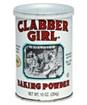 Clabber Girl Baking Powder - may contain milk
