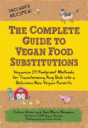 The Complete Guide to Vegan Substitutions