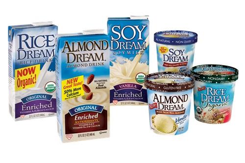 Dream Brand of Dairy Alternatives