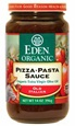 Eden Amber Glass Jar Tomatoes - BPA-Free