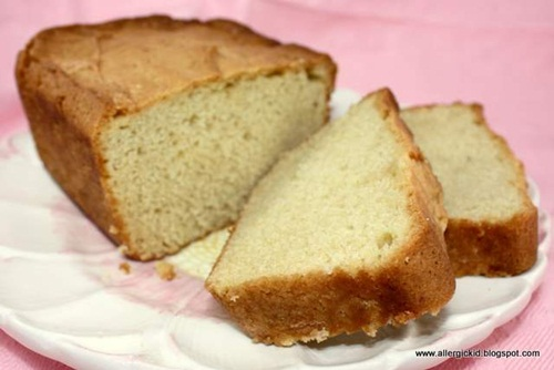 Vegan Pudding Pound Cake