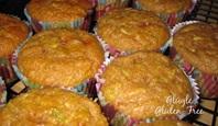Zucchini Almond Flour Muffins