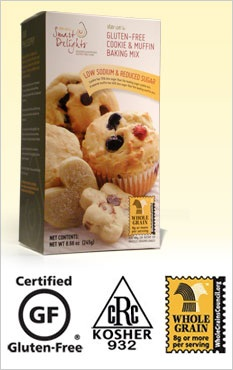 Marion Sweet Delights - Gluten-Free & Allergen Free Boxed Mixes