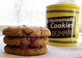 Vegan, Gluten-Free Peanut Butter Chocolate Chip Cookies