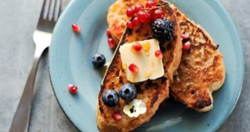 Vegan Cinnamon French Toast Recipe that's Ridiculously Easy