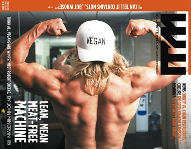 Robert Cheeke - Vegan Bodybuilding & Fitness