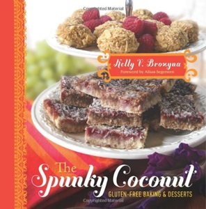 The Spunky Coconut Gluten-Free Baked Goods and Desserts: Gluten Free, Casein Free, and Often Egg Free Review + Sample Recipe