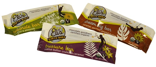 Eli's Earth Bars - Vegan, organic, kosher