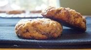 Grain-Free, Vegan Coconut Macaroon Cookies