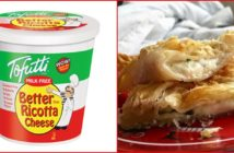Tofutti Better than Ricotta Cheese Reviews and Information (Dairy-Free, Nut-Free, Vegan)