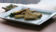 Vegan Samosadillas Recipe - Samosas meet Quesadillas