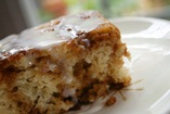 Sarena's Cinnamon Bun Bread - Gluten-Free, Dairy-Free, Egg-Free, low in Sugar
