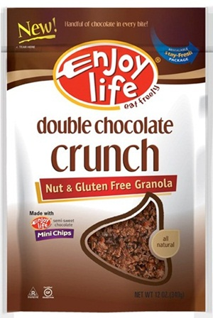 Enjoy Life Foods New Dairy-Free and Gluten-Free Chocolate, Cookies, and Granola