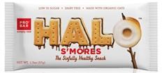 New Dairy-Free Halo Bars - Like Dessert!