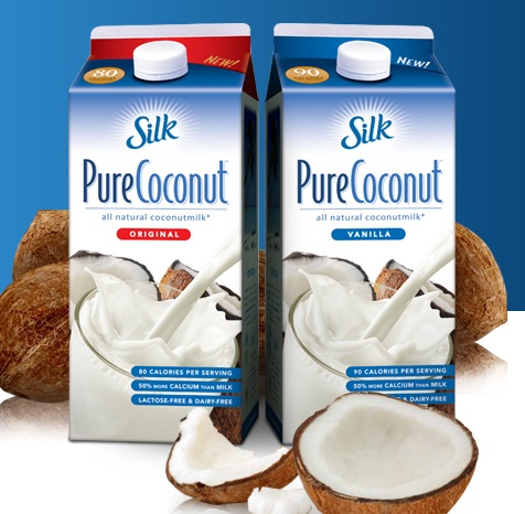 Expo West - New Product - Dairy-Free Coconut Milk from Silk