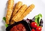 Teese Dairy-Free and Vegan Mozzarella Sticks