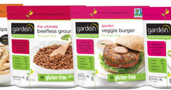 Gardein Meatless Meats - a healthier plant-based alternative to meat! So real you could trick any omnivore.